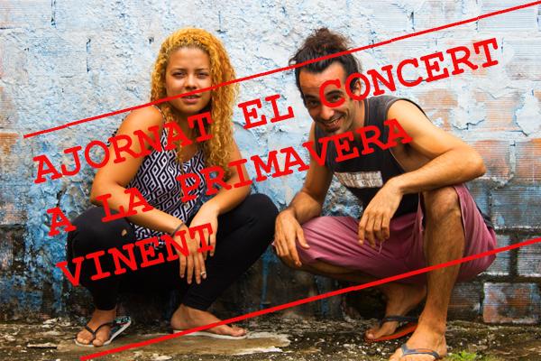 MARCEL LÁZARA i JÚLIA ARREY presenten SONHOS NA RUA, PEDALANT ENDINS @ Circ Cric | Espanya