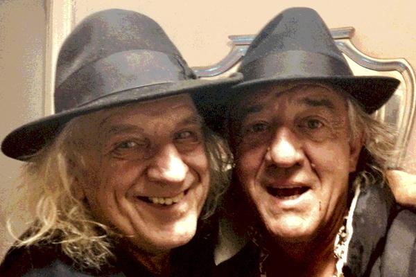 JANGO EDWARDS i TORTELL POLTRONA presenten TODAY IS NOT MY DAY @ Teatre Pare Casals | Catalunya | Espanya