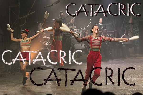 CIRC CRIC I TORTELL POLTRONA presenten CATACRIC @ CIRC CRIC