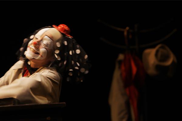 CATHERINE GERMAIN presenta LE 6ème JOUR @ CIRC CRIC