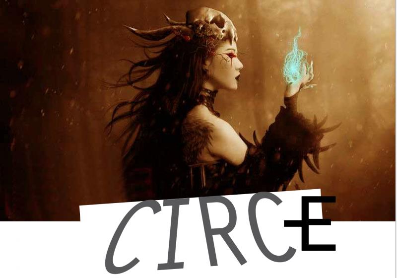 ESCOLA DE CIRC CARAMPA presenta CIRCE @ CIRC CRIC